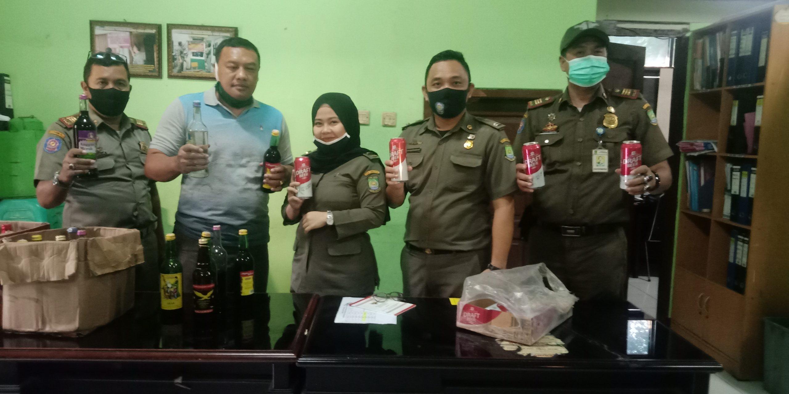 Satpol PP Kota Tangerang