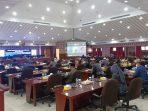 Rapat Paripurna DPRD Kota Tangerang