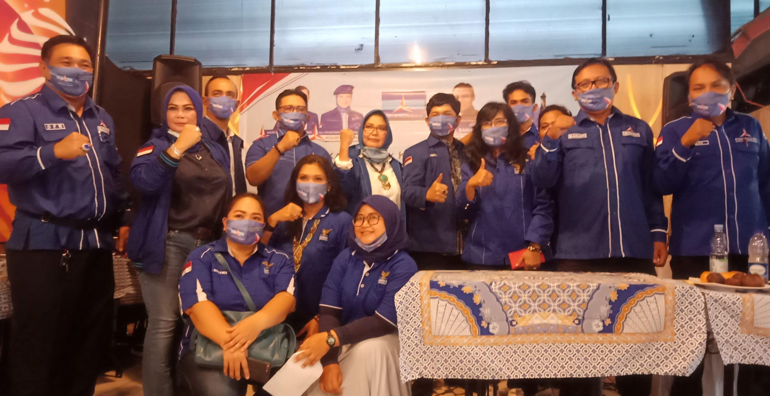 DPC Demokrat Kota Tangerang