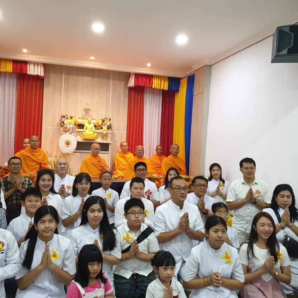 Umat Buddhis Tangerang Raya